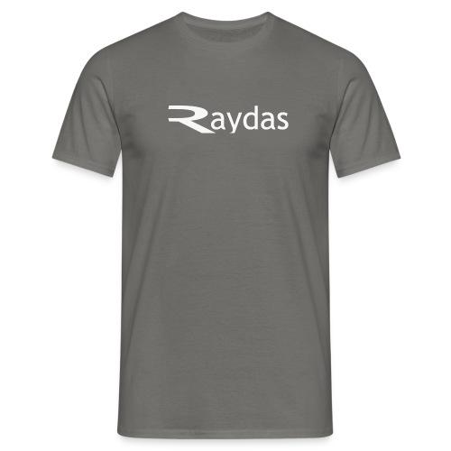 raydas vintage logo - Männer T-Shirt