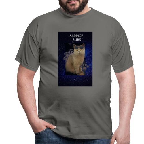 sappige bubs - Mannen T-shirt