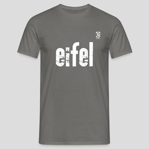 eifel - Vintage - weiß - Männer T-Shirt
