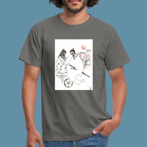 Samurai copia jpg - Maglietta da uomo