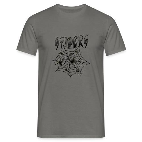 Spiders - Miesten t-paita