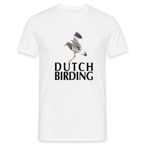 Grijskopkievit - 2019 - Mannen T-shirt