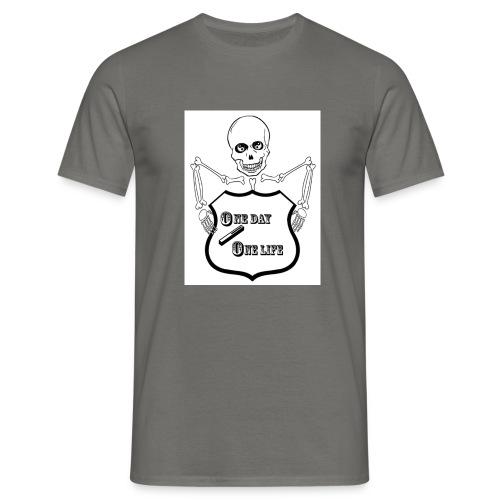 GO TIC PEACE - T-shirt Homme