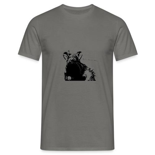 Angry Ray - Koszulka męska