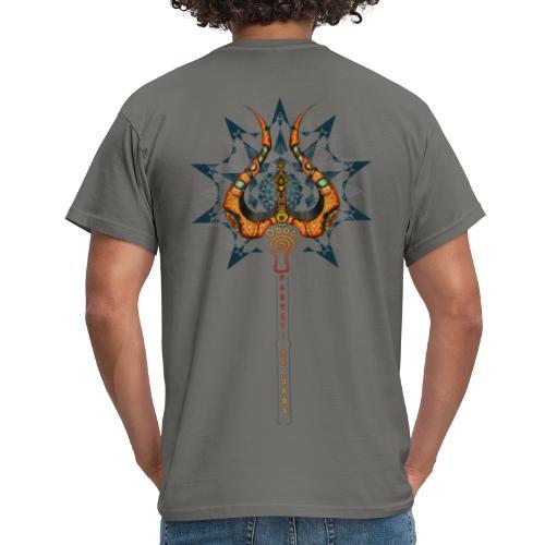 Parvati Records Trishula - Men's T-Shirt