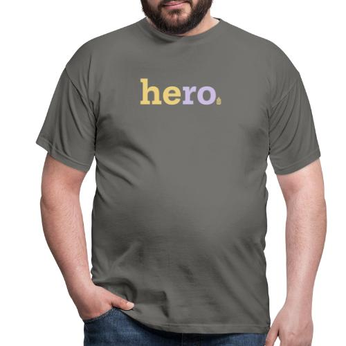 he ro - Men's T-Shirt