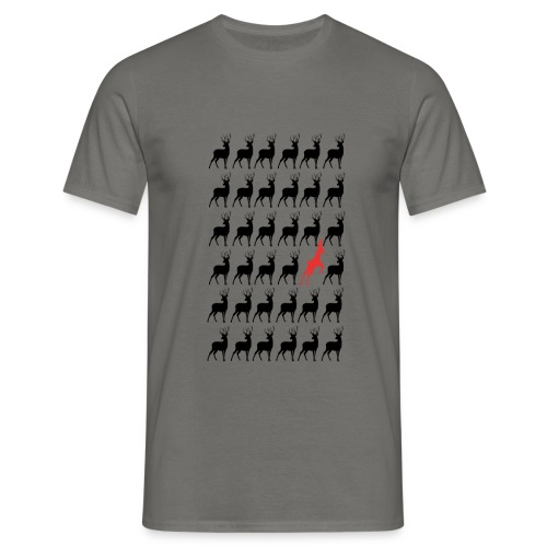 tanzausderreihe - Männer T-Shirt