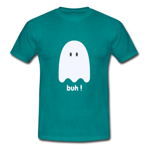 Buh ! - Herre-T-shirt