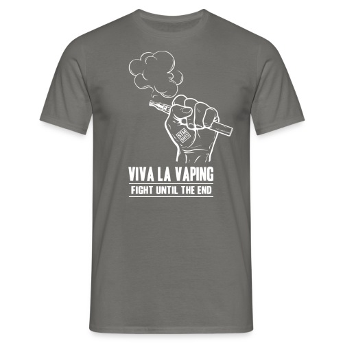 Viva La Vaping - Männer T-Shirt