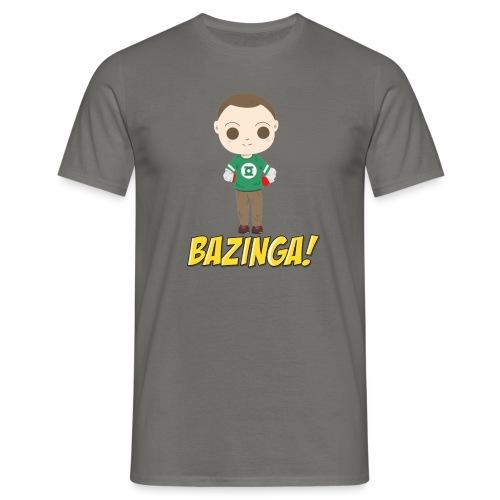 Bazzinga - Camiseta hombre