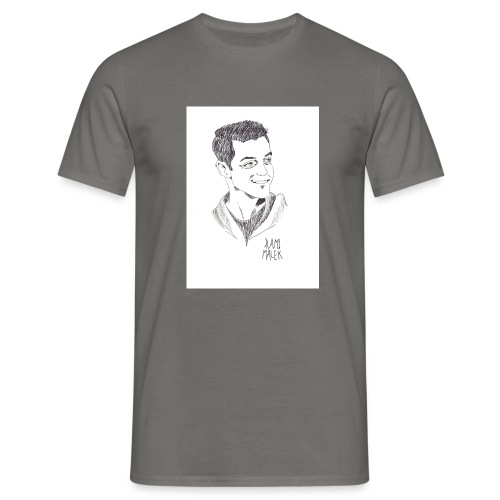 Rami Malek - Maglietta da uomo