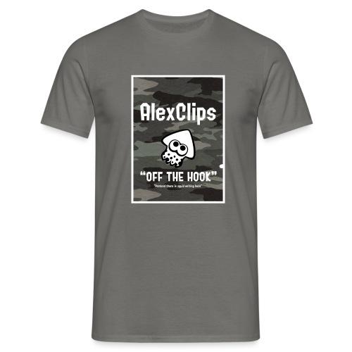 AlexClips Off the Hook - Maglietta da uomo