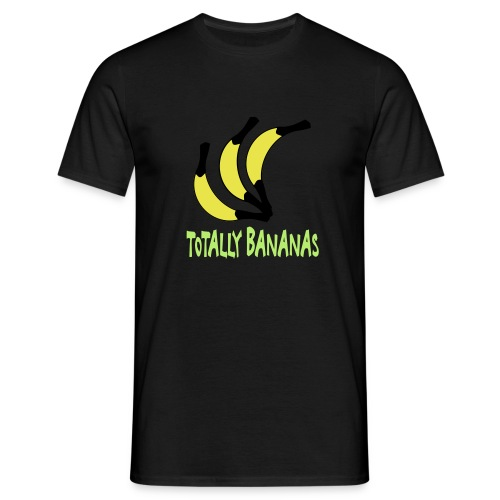 totally bananas - Mannen T-shirt