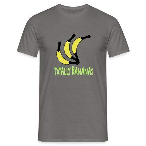 totally bananas - Mannen T-shirt