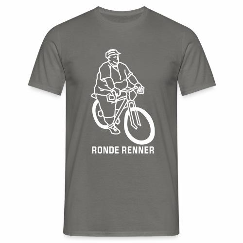 Ronde Renner - Mannen T-shirt