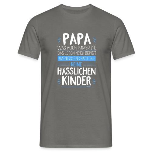 Papa - Männer T-Shirt