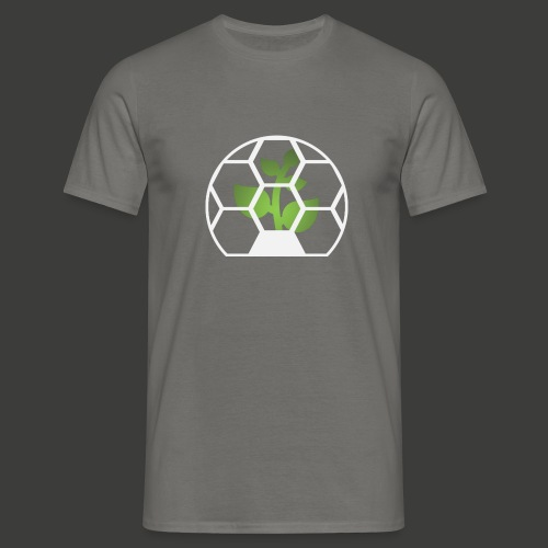 Biosphere Front - Men's T-Shirt