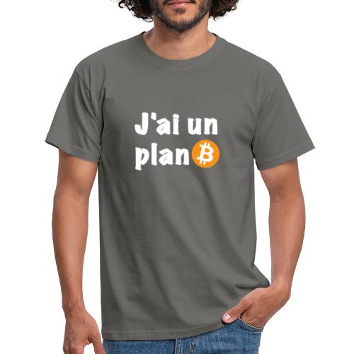 Plan Btc - T-shirt Homme
