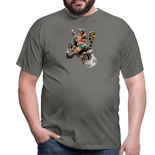 biker girlz - Camiseta hombre
