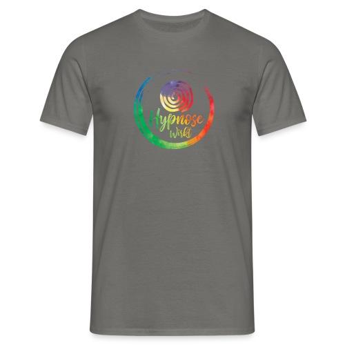 Hypnose wirkt - Männer T-Shirt
