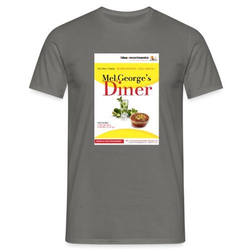 Mel-George-s_diner - Maglietta da uomo