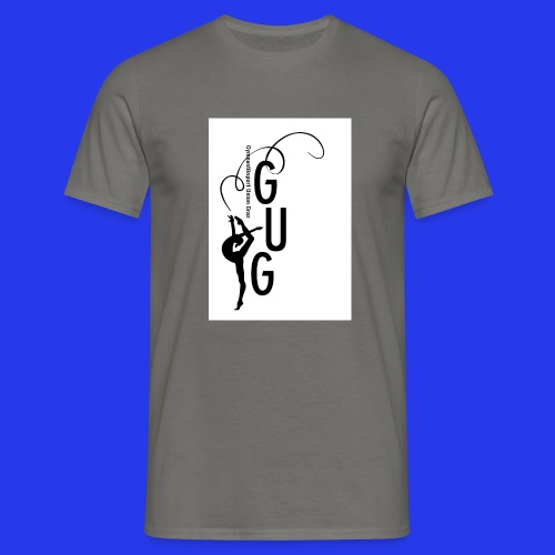 GUG logo - Männer T-Shirt