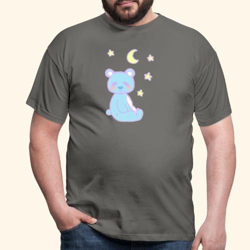 Sleepy bear - T-shirt Homme
