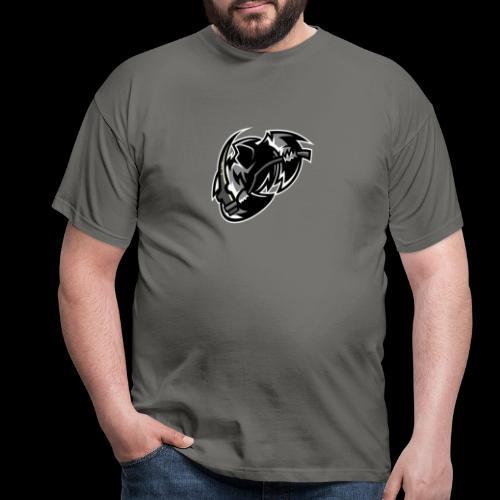 tsrschwarz weis - Männer T-Shirt