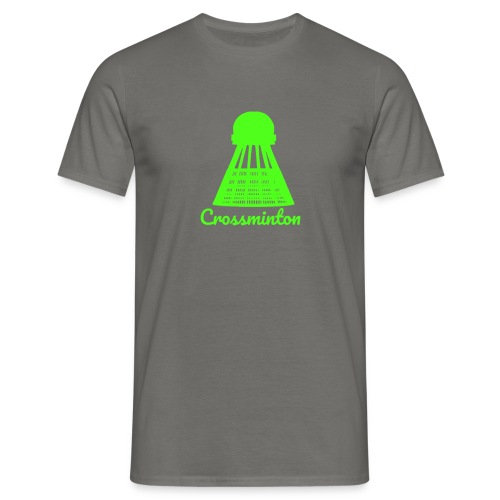 Crossminton Speeder - Männer T-Shirt