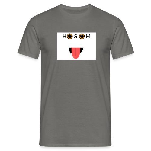 HetGameMisterie Logo - Mannen T-shirt