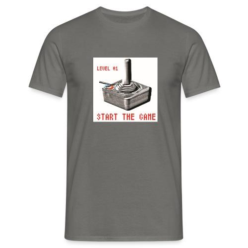 LEVEL 01 - T-shirt Homme
