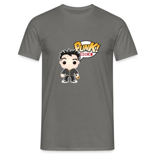 Punk! Rock Bitter - Camiseta hombre