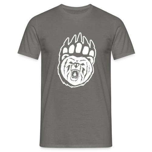 Huvtröja med skalle - T-shirt herr