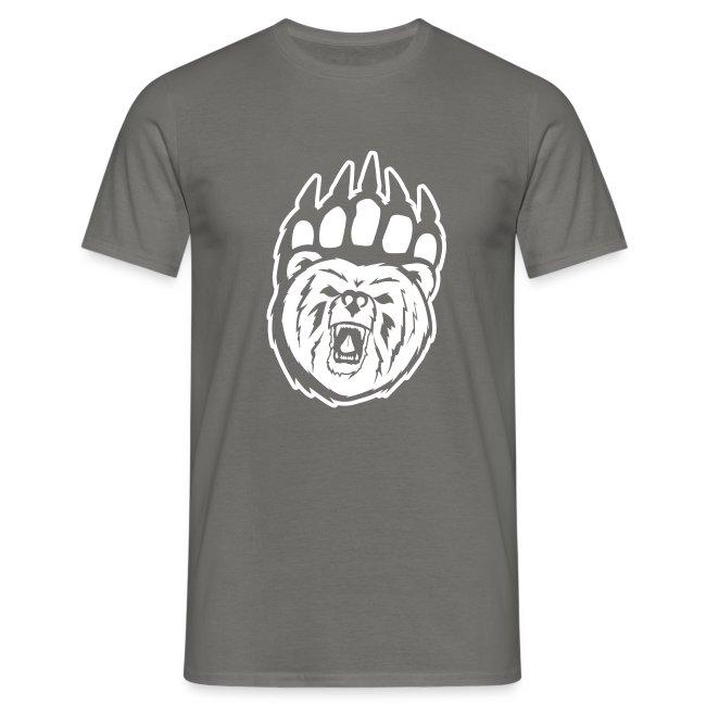 Dam T-shirt Svart/Rosa