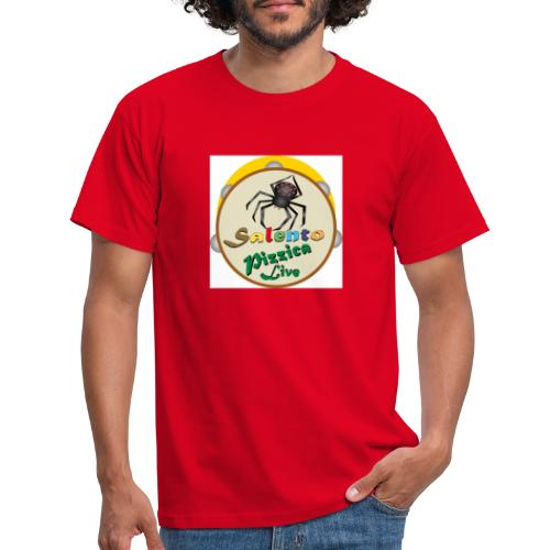 Salento Pizzica Live sf B - Maglietta da uomo