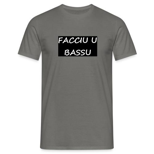 facciu u bassu - T-shirt Homme