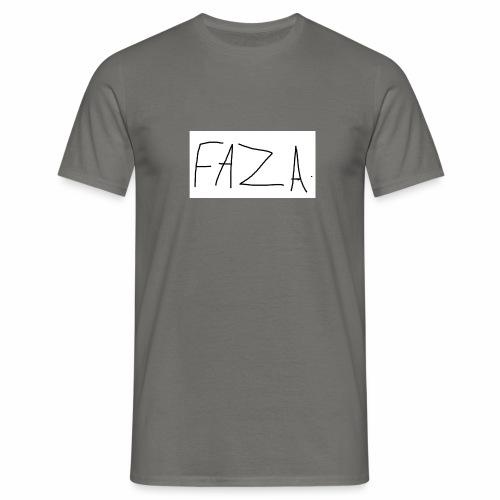 #FAZA (Faith x Aza) - Männer T-Shirt