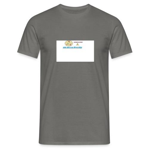 mi pizza favorita - Camiseta hombre