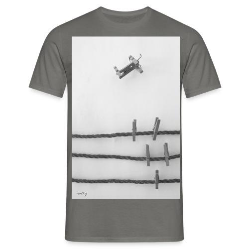 se tu mismo, by roothy - Camiseta hombre