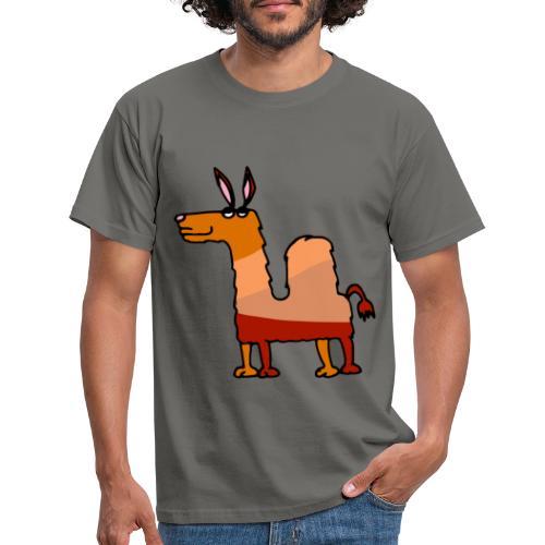 Tod le dromadaire - T-shirt Homme