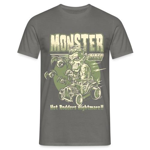 frankie hot rod 1 unido - Camiseta hombre