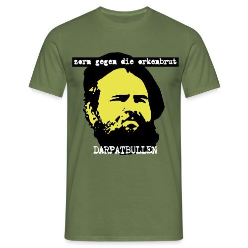 bombtrack - Männer T-Shirt