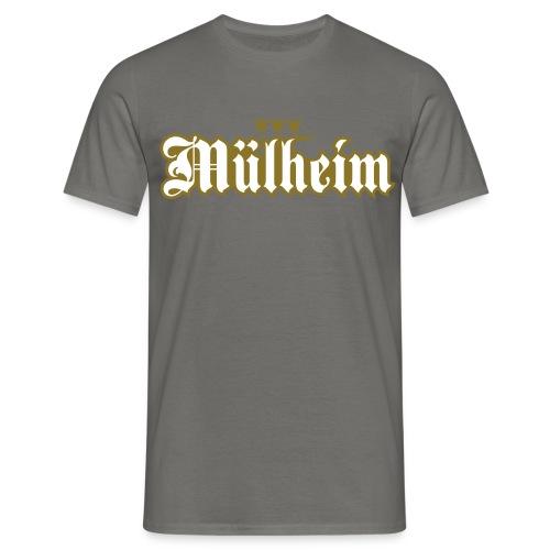 Mülheim (kölsches Veedel) - Männer T-Shirt