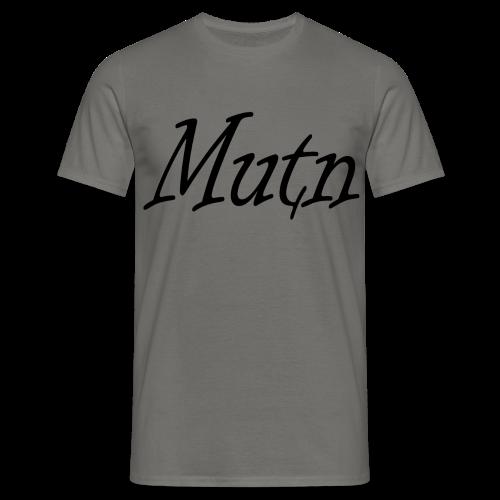 ontwerp2mutn - Mannen T-shirt