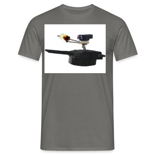 sqOne sBot - Männer T-Shirt