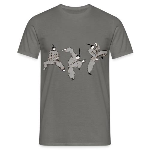 Kungbao - Martial Arts Kung Fu Kampfkunst Kombo - Men's T-Shirt