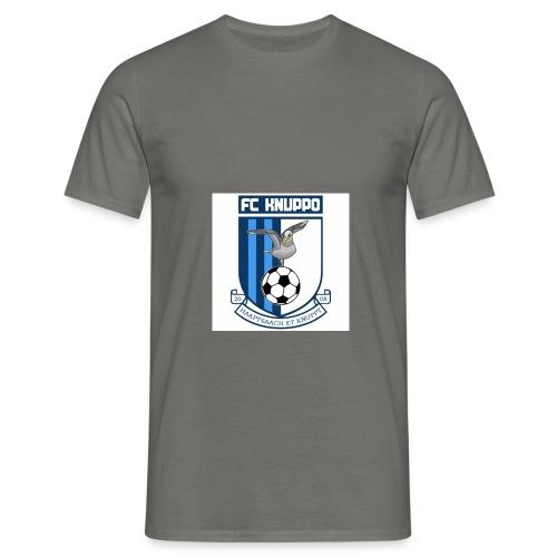 knuppo logo 800 - T-shirt Homme