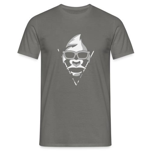affe logo - Männer T-Shirt