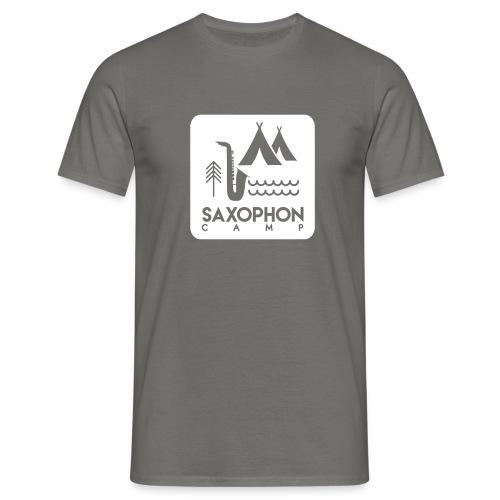 campsticker qua shirt - Männer T-Shirt