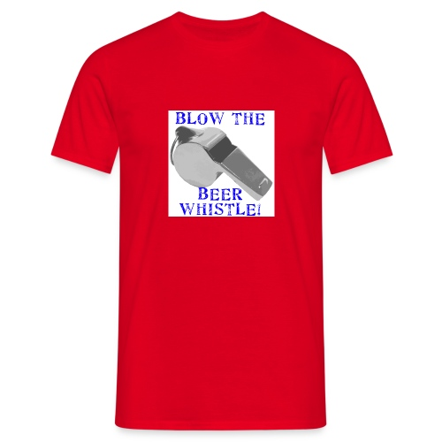 beerwhistle - Men's T-Shirt